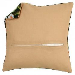 Cushion Back with Zipper...