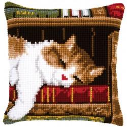 Cat Sleeping  - Chunky...