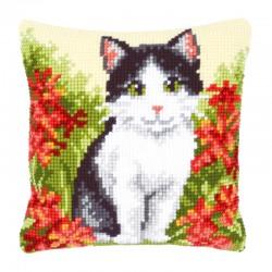 Cat  - Chunky Cross Stitch...