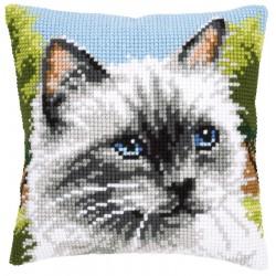 Siamese Cat  - Chunky Cross...