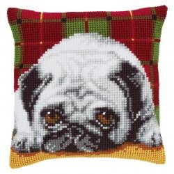 Pug - Chunky Cross Stitch...