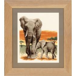 Elephants Journey - Counted...