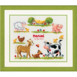 Farm Animals : Birth Record...