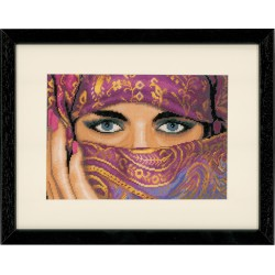 Veiled Woman (Aida, Ivory)...
