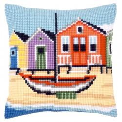 Boat - Chunky Cross Stitch...
