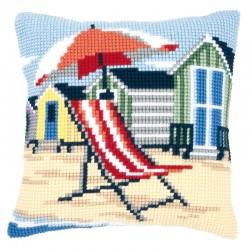 Beach Chair - Chunky Cross...