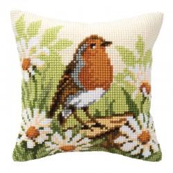 Robin - Chunky Cross Stitch...