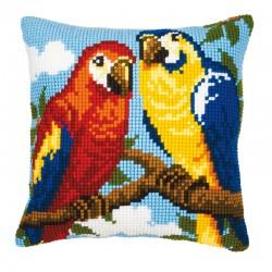 Parrots - Chunky Cross...