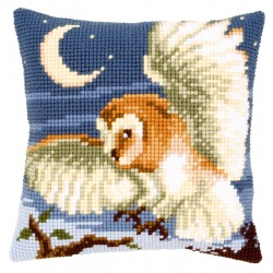 Owl - Chunky Cross Stitch...