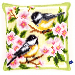Birds and Blossoms - Chunky...