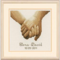 Holding Hands: Wedding...