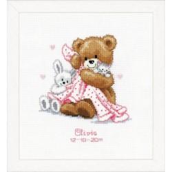 Teddy & Blanket: Birth...