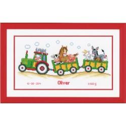 Tractor: Birth Record:...