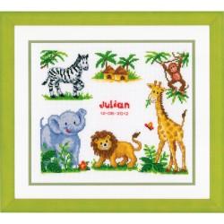 Zoo Animals: Birth Record:...