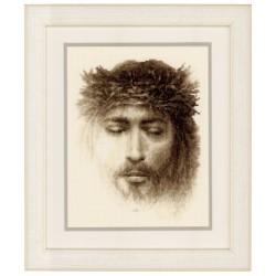 Jesus: Counted Cross Stitch...