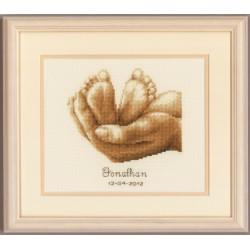 Little Feet: Birth Record:...