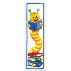 Bookworm: Bookmark: Counted...