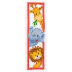 Zoo Animals: Bookmark:...