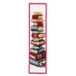 Books: Bookmark: Counted...