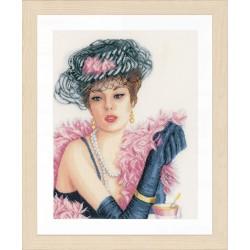 Elegant Lady (Linen) -...