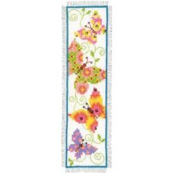 Butterflies I: Bookmark:...