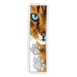 Cat Footprint: Bookmark:...