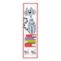 Cat 2: Bookmark: Counted...
