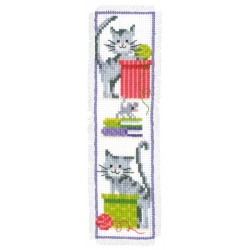 Cat 1: Bookmark: Counted...