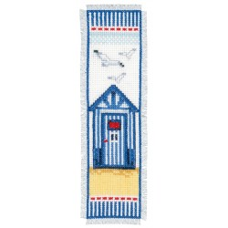Beach Hut: Bookmark:...