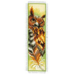 Owl: Bookmark: Counted...