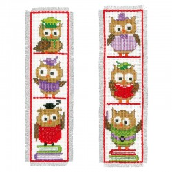 Clever Owls: Set of 2:...