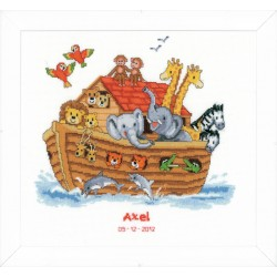 Noah's Ark: Birth Record:...