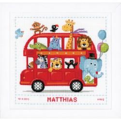 Funny Bus: Birth Record:...