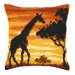 Sunset Giraffe - Chunky...