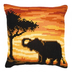 Sunset Elephant - Chunky...