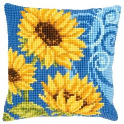 Sunflowers - Chunky Cross...