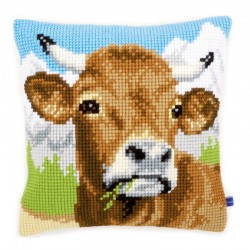 Cow - Chunky Cross Stitch...