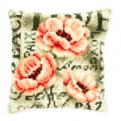 Poppy - Chunky Cross Stitch...